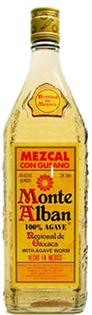 Monte Alban Tequila Reposado 750ml